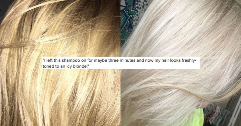 how to get green out of hair from blue shampoo