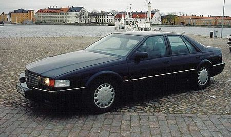 93 Cadillac STS..7th car.Liked the Northstar. | under construction