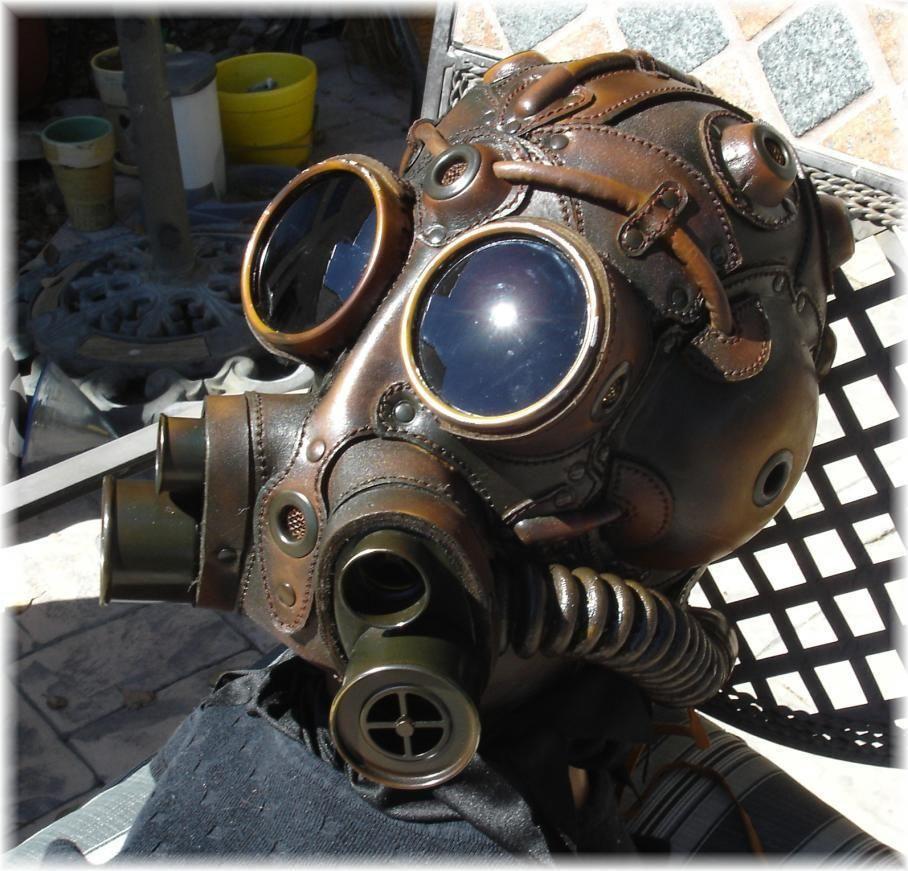 Steam Punk Gas Mask