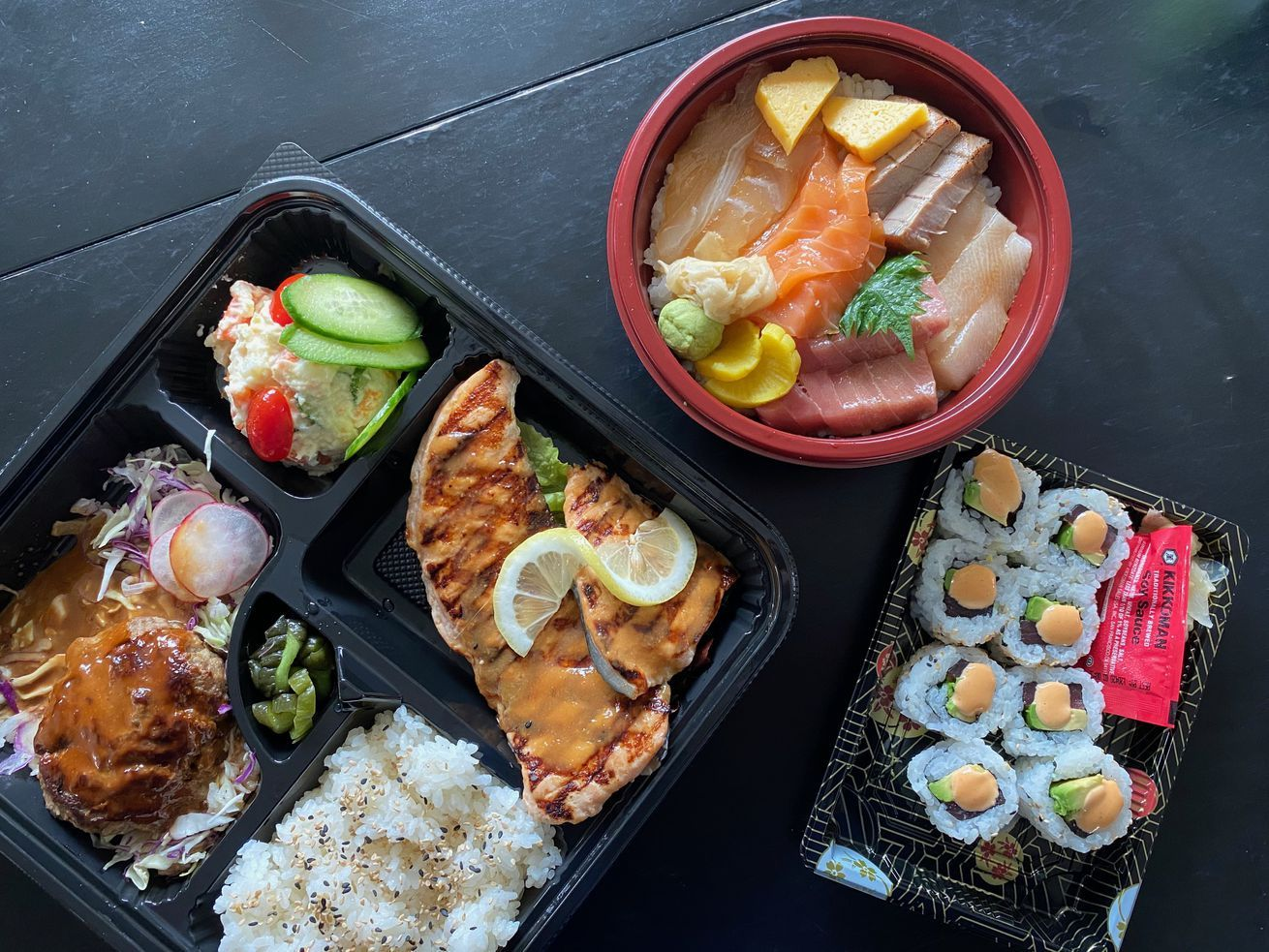 The Best Dishes Eater Editors Ate This Week Eater Food Sushi Restaurants