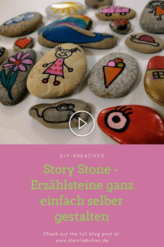 Stones  Erzählsteine selber machen mit Anleitung und Bildern Story Stones  Erzählsteine selber machen mit Anleitung und Bildern Story Stones  Erzählsteine...