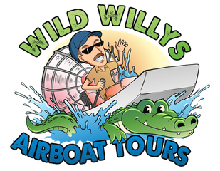 Wild Willys Airboat Tours near Orlando area Airboat