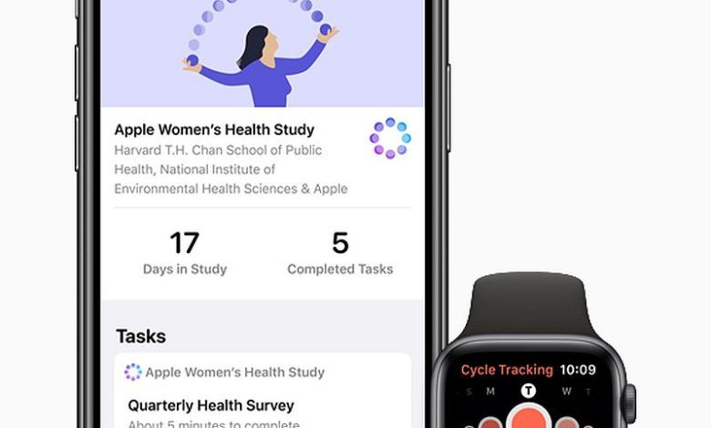 Apple new Research app helps users track health contribute