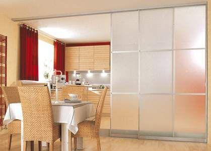 Hängelen Für Hohe Räume raumteiler glas selber bauen dekoration ideen