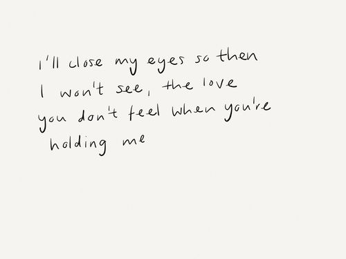 Bon Iver I Cant Make You Love Me Favourite Quotes Pinterest