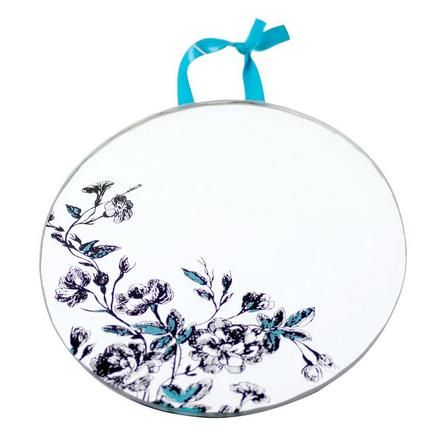 Curiosity Hanging Mirror Dunelm Home Decor Botanical