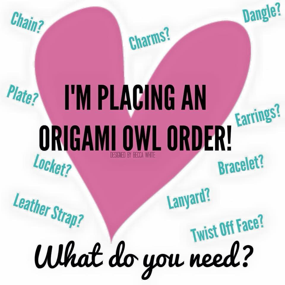 Photo of Log In or Sign Up to View,  #Log #origamiowl #Sign , I'm placing an Origami Owl order. What d…