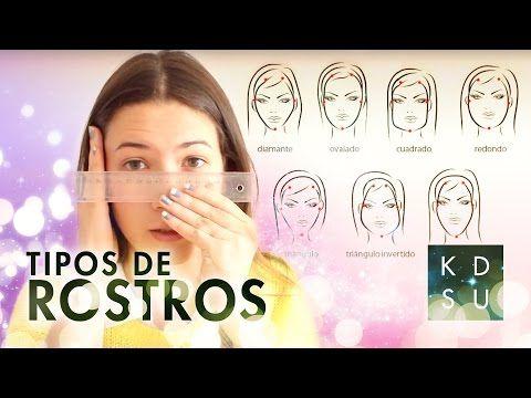 Cejas perfectas para cada tipo de rostro Doralys Britto - YouTube - tipos de cejas