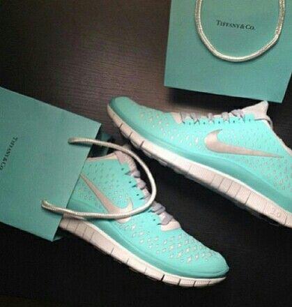 Nike Runners Que Todo Coinciden Con Un Tiffany Todo Que Bien En Mi Mundo Deportes 7e19b6