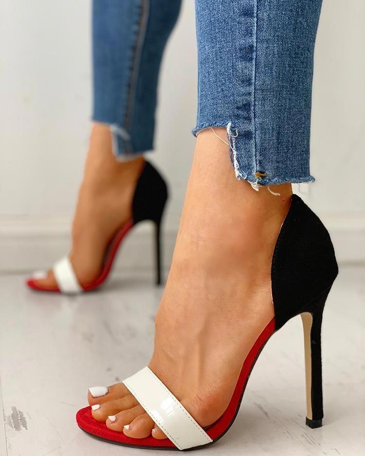 Sandals High Heels Summer Highheelssandals Heels Fashion Heels Stiletto Heels