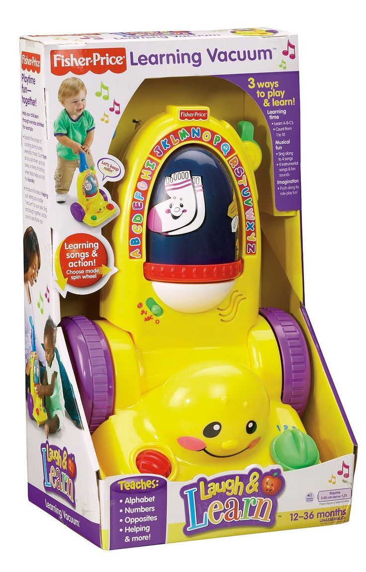 Fisher Price Baby Vacuum Toy | Favorite Top Gifts & Toys | Pinterest ...