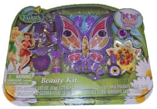 Disney Fairies Tinkerbell Beauty Kit by mattel. $6.65. beauty kit