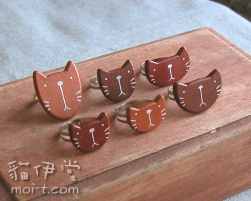 cat ring.....(meowzah! love these rings!)