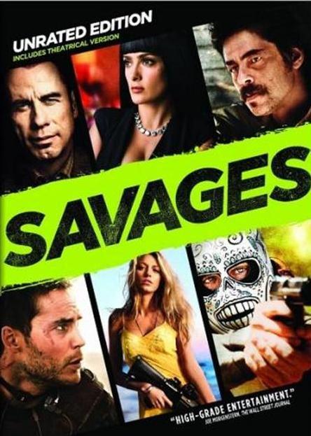 Salvajes Comentario Savages Movie John Travolta 2012 Movie