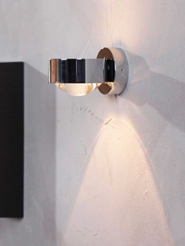 top light wandleuchte puk wall led top light puk wandleuchten pinterest top light. Black Bedroom Furniture Sets. Home Design Ideas