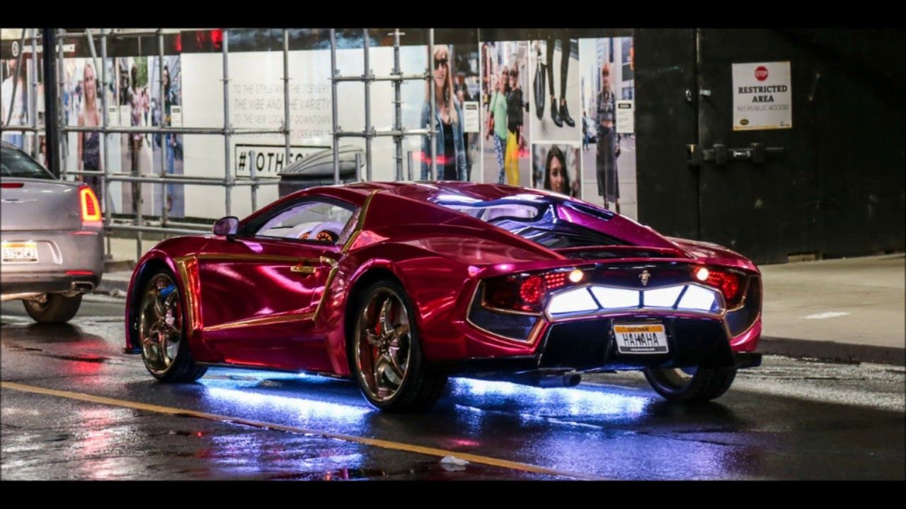 Purple Lamborghini Id X Jotaro Dubstep Music Dubstep Exotic