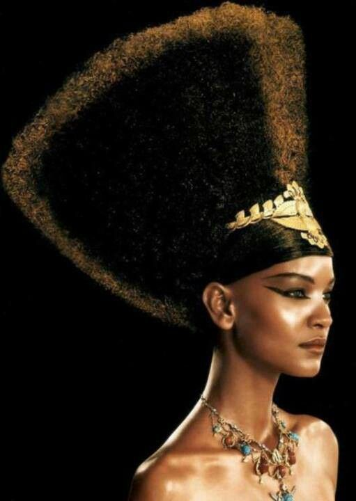 Confessions of a Nubian Queen