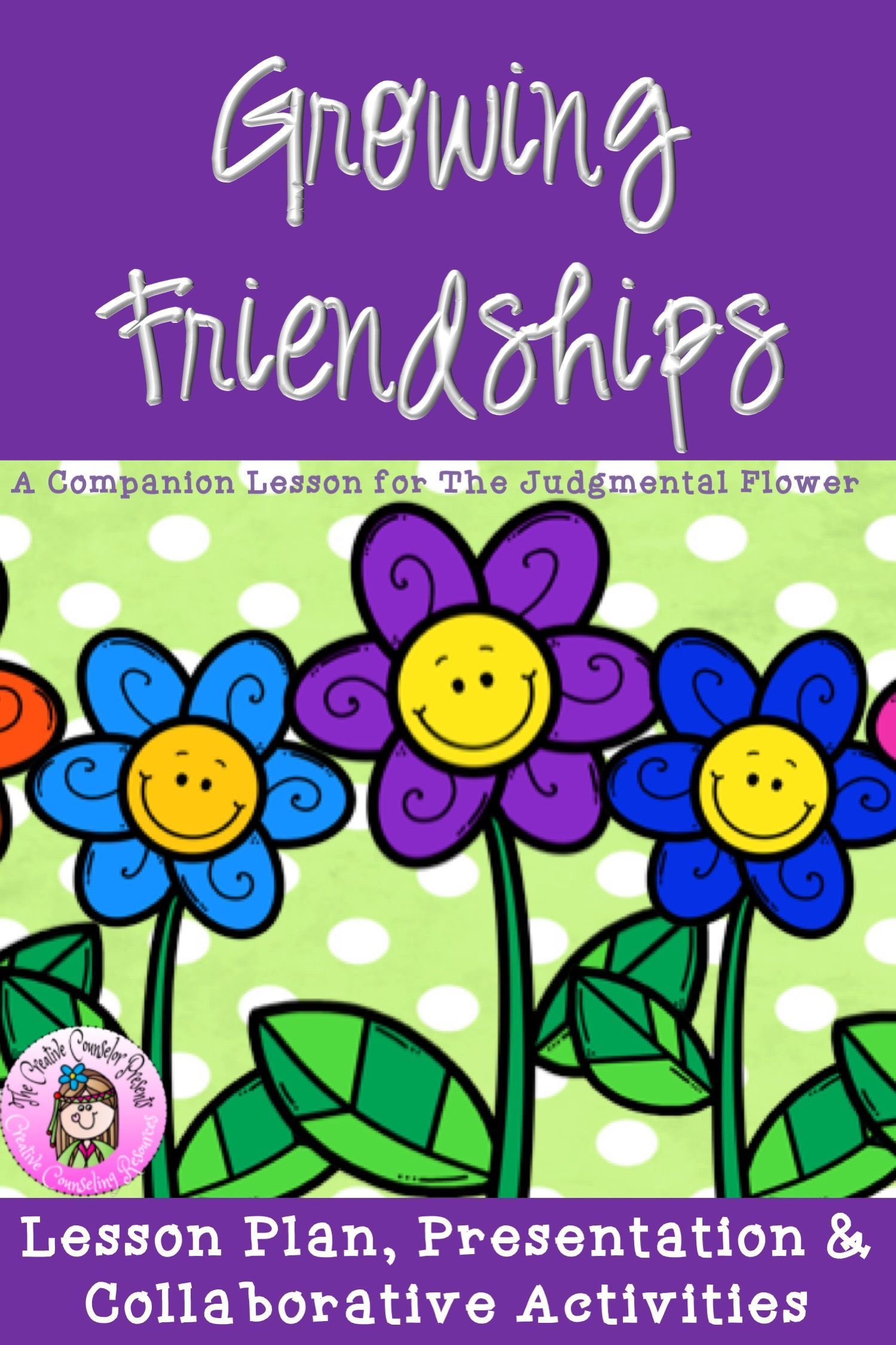 Growing Friendships With Diversity Amp The Judgmental Flower