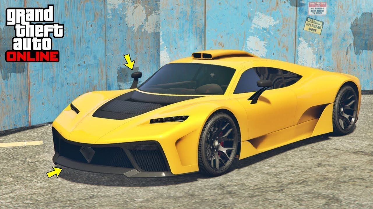 Gta 5 Online Hidden Unreleased Car Benefactor Krieger The