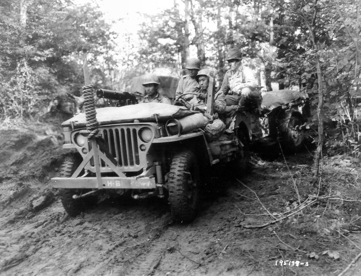 The Jeep Wrangler S Roots Reach Back To 1941 When The Willys Mb