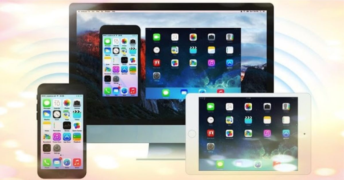 How to mirror your iphone or ipads display to a tv via a