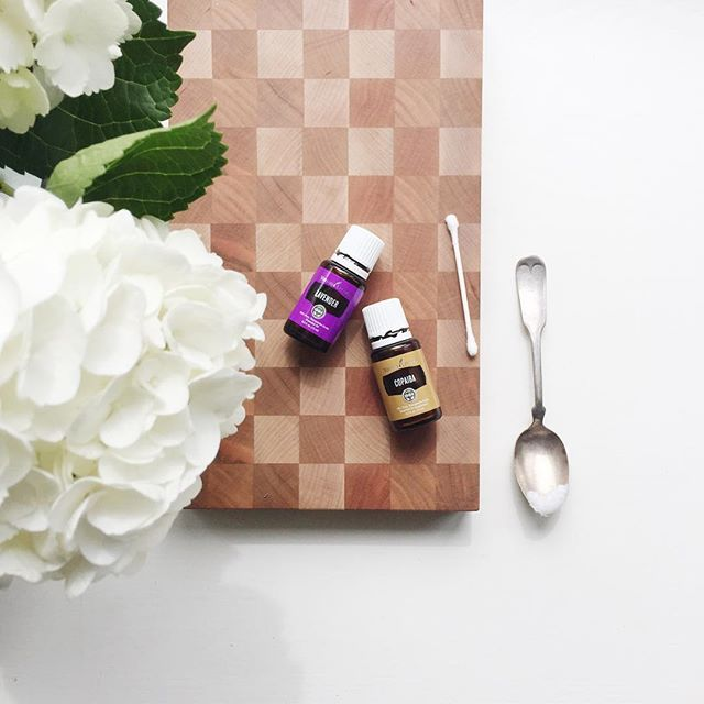 Spring is quite literally in the air and I am quite miserable . I love mixing a couple drops lavender and copaiba in coconut oil, keeping in a pre mixed bowl and swiping with a q-tip inside my nose every 20 minutes. It's glorious.