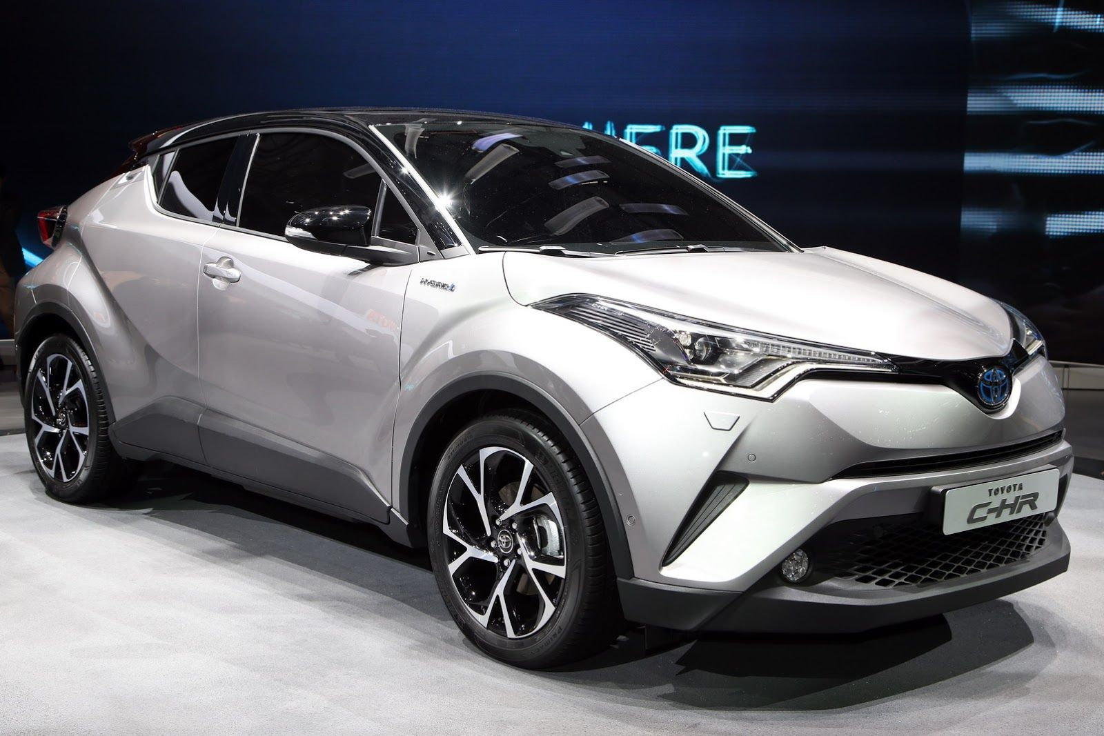 toyota is infiltrating the subcompact crossover segment with