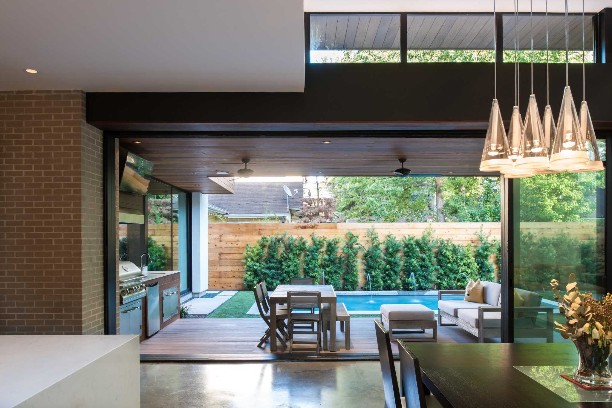 With Lots Of Natural Light And Modern Design, The Rice