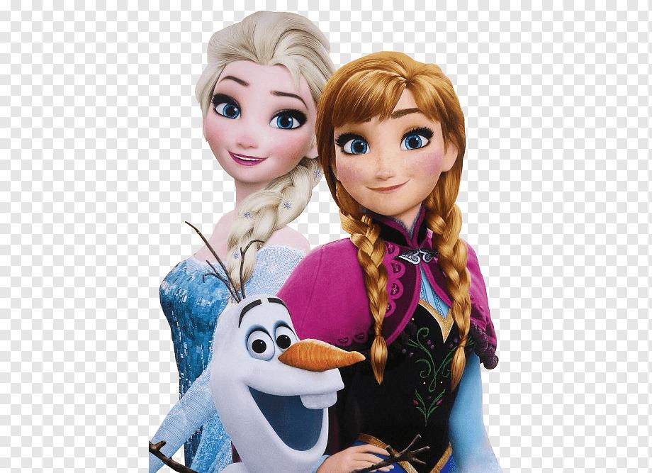 Disney Frozen Elsa Anna And Olaf Illustration Elsa Kristoff Hans Anna Frozen Elsa Anna Cartoon Doll Film Elsa And Anna Cartoon Elsa Frozen Elsa And Anna