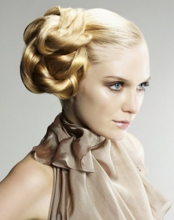 Superior Long Party Hairstyles 2013 For Women
