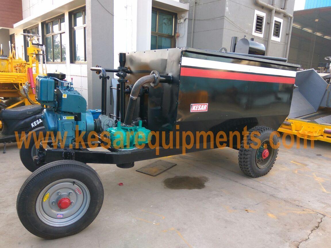 Kesar Road Equipments Asphalt Road Construction Machinery