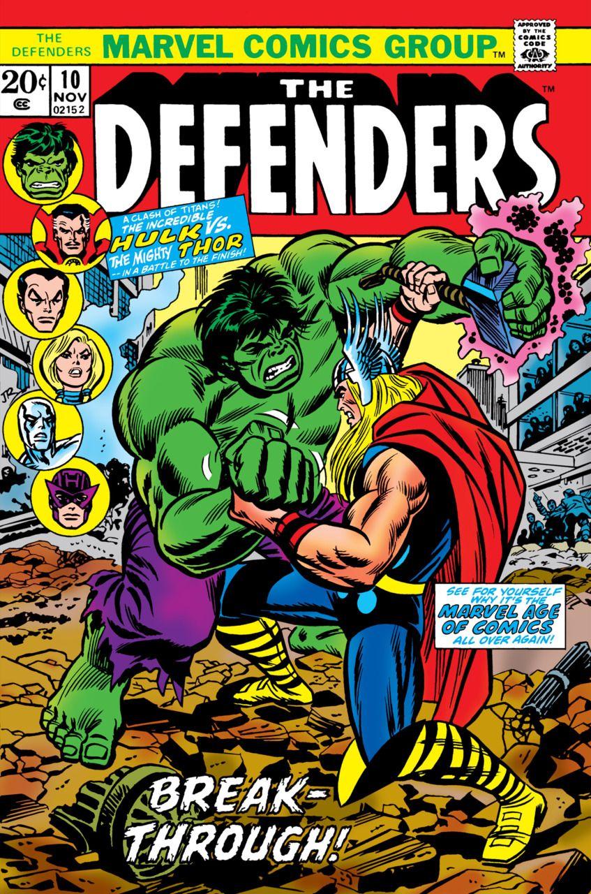 Defenders No. 10