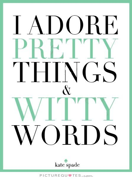 Kate Spade Quotes Fair Kate Spade Quotes & Sayings 7 Quotations  Feelings  Pinterest
