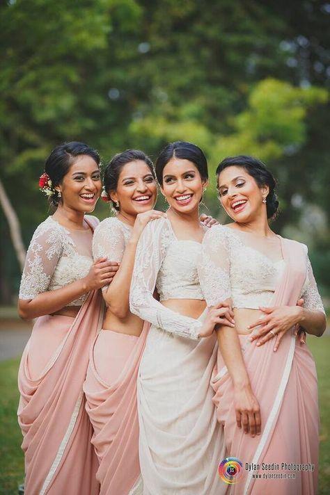 Photo of Wedding Indian Bridesmaid Saree 54 New Ideas