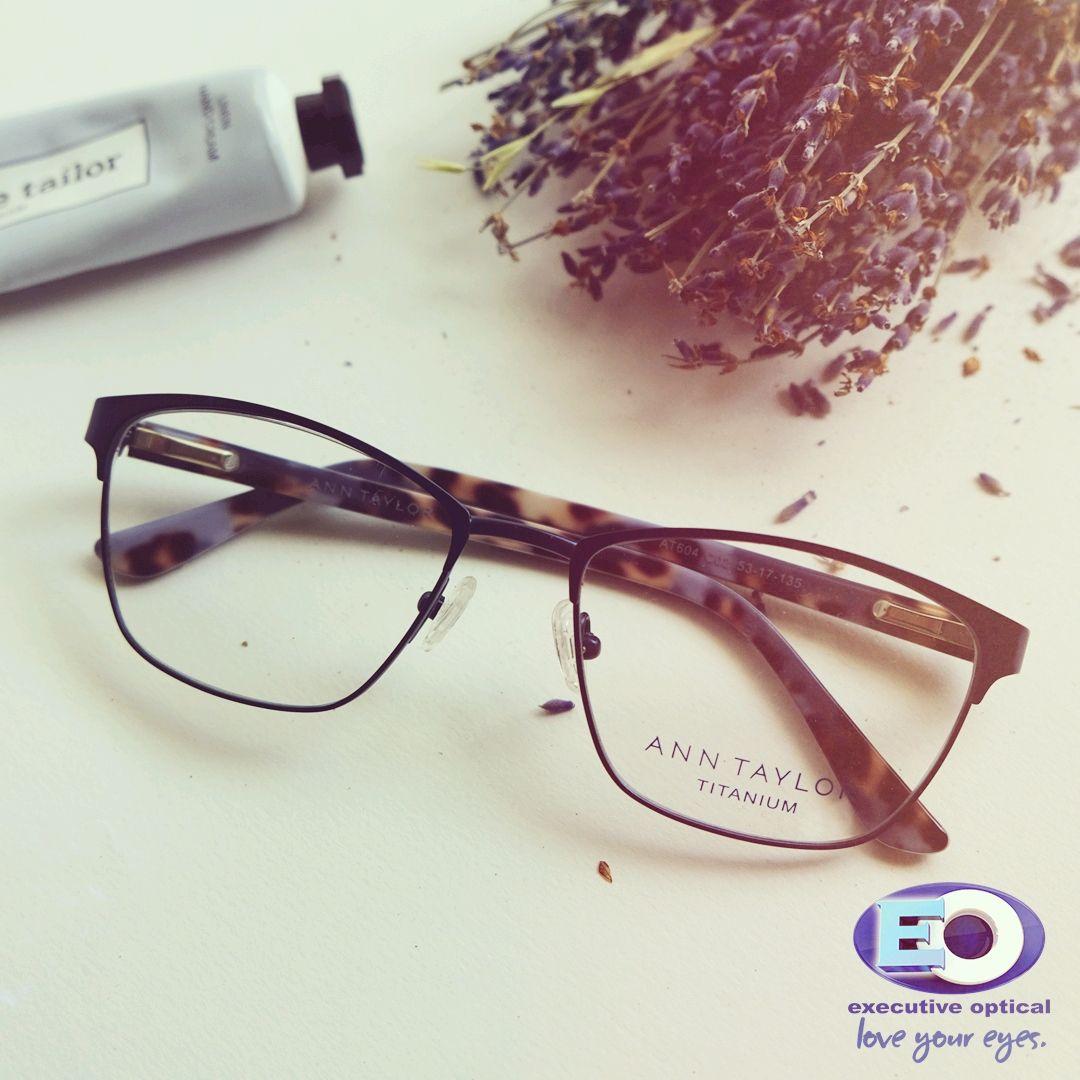 4f6b50e4b2 Ann Taylor AT604 Bloom in spring with a classic eyewear!  anntaylor   eyewear