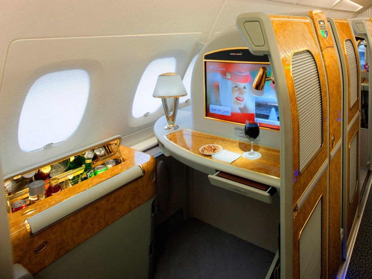 10 First Class Airplane Seats That Are Nicer Than Your Apartment