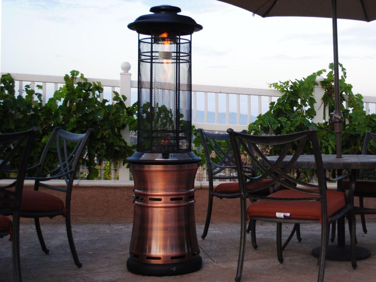propane patio heater best image