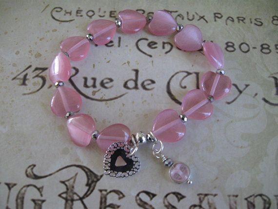 Sweetheart Bracelet by MEsshop on Etsy, $12.00