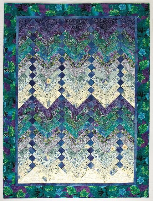 from French Braid Quilts   Flickr - Photo Sharing!