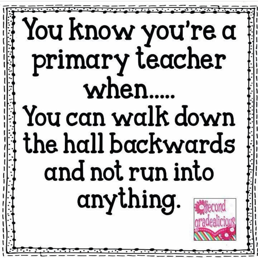 Pre K Quotes I Was Thinking This Yesterday When I Was Walking Backward Down The