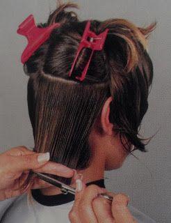 Imagenes de corte de cabello melena concava