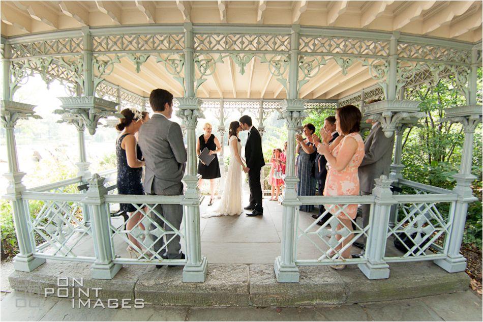Las Pavilion Wedding Photographs Central Park Nyc 19