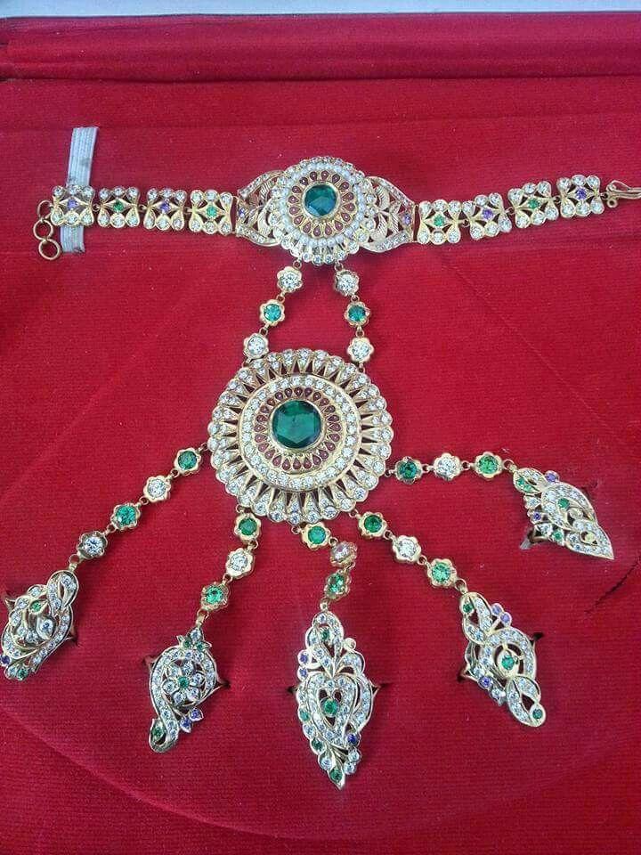 Rajputi jewellery beautiful hathful by Kuldeep Singh   Royal ...