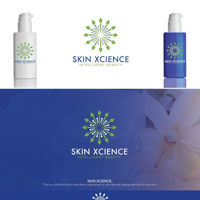 Cutting Edge logo for Medical Skin Care Company by CarpeDiem™