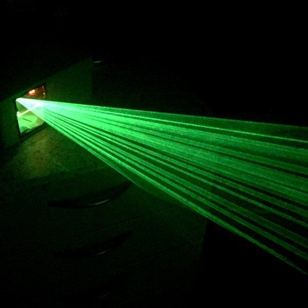 Arduino Laser Projector • Hackaday io | Electronics / Makers
