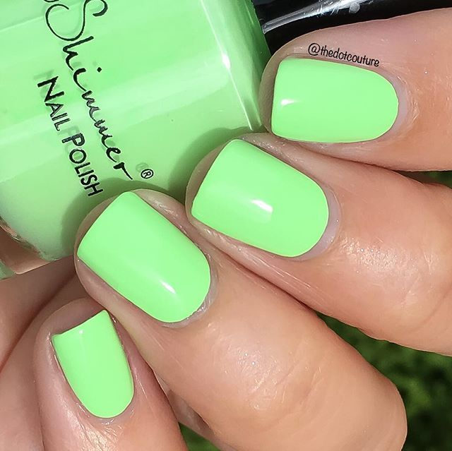 in love with pastel neon