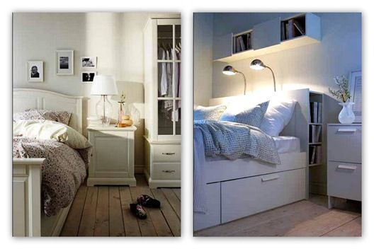 Ikea Birkeland bedroom set Cool room designs, Bed