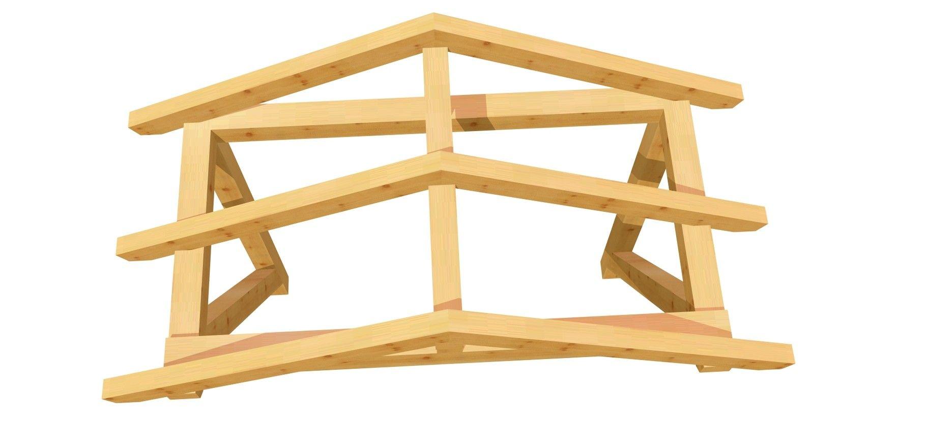 Bauanleitung Holz Vordach Satteldach 2m X 2 24m Vordach Selber Bauen Vordach Gartenhaus Dach