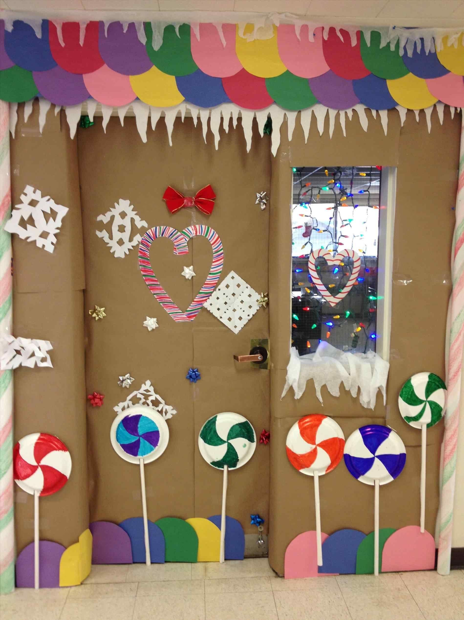 New Post (Class Door Decoration For Kindergarten) Has Been Published