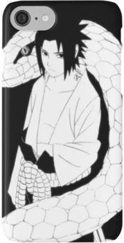Sasuke iPhone 7 Cases